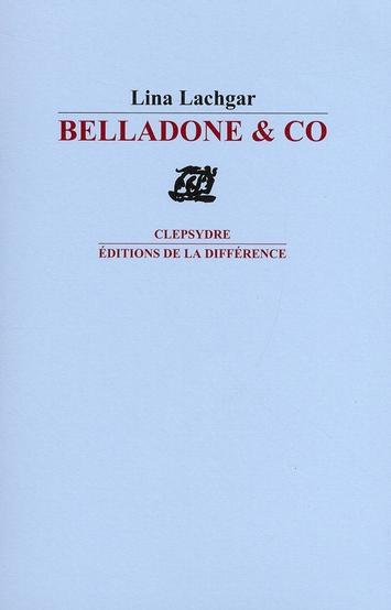 belladone & co