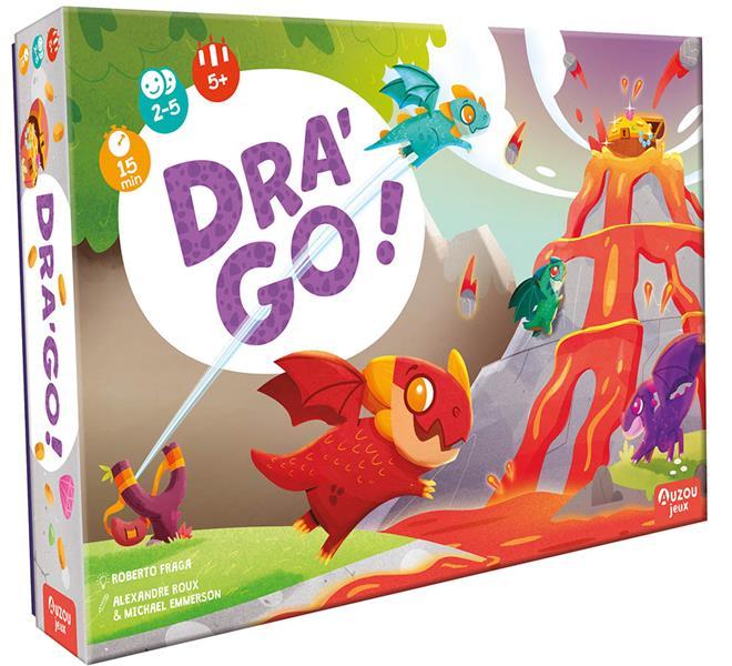 Grand jeu : course aux dragons !
