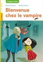 Vente Livre Numérique : Bienvenue chez le vampire  - Benoît Broyart