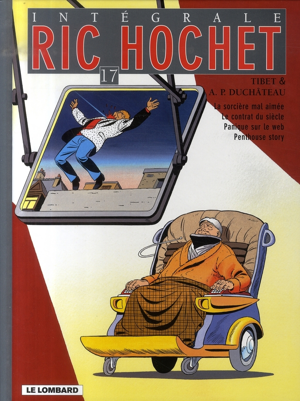 Ric Hochet ; INTEGRALE VOL.17
