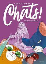 Vente EBooks : Chats T2  - Frédéric Brrémaud - Paola Antista - Frédéric Brémaud