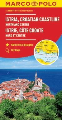 Istrie, côte croate ; nord et centre