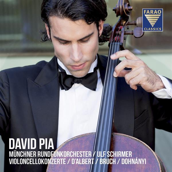 Bruch - d'Albert - Dohnanyi : Concertos pour violoncelle