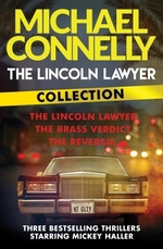 Vente Livre Numérique : The Lincoln Lawyer Collection  - Michael Connelly