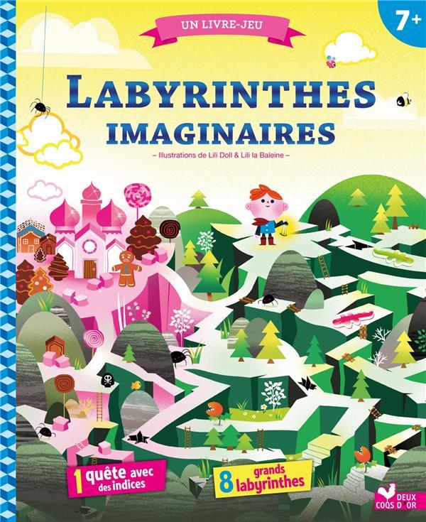 Labyrinthe voyage imaginaire