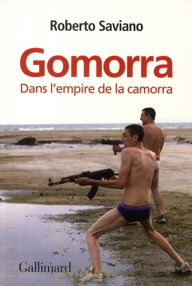 Gomorra ; dans l'empire de la camorra