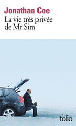 Vente Livre Numérique : La vie très privée de Mr Sim  - Jonathan Coe