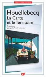 Vente Livre Numérique : La carte et le territoire (édition avec dossier pédagogique)  - Michel Houellebecq