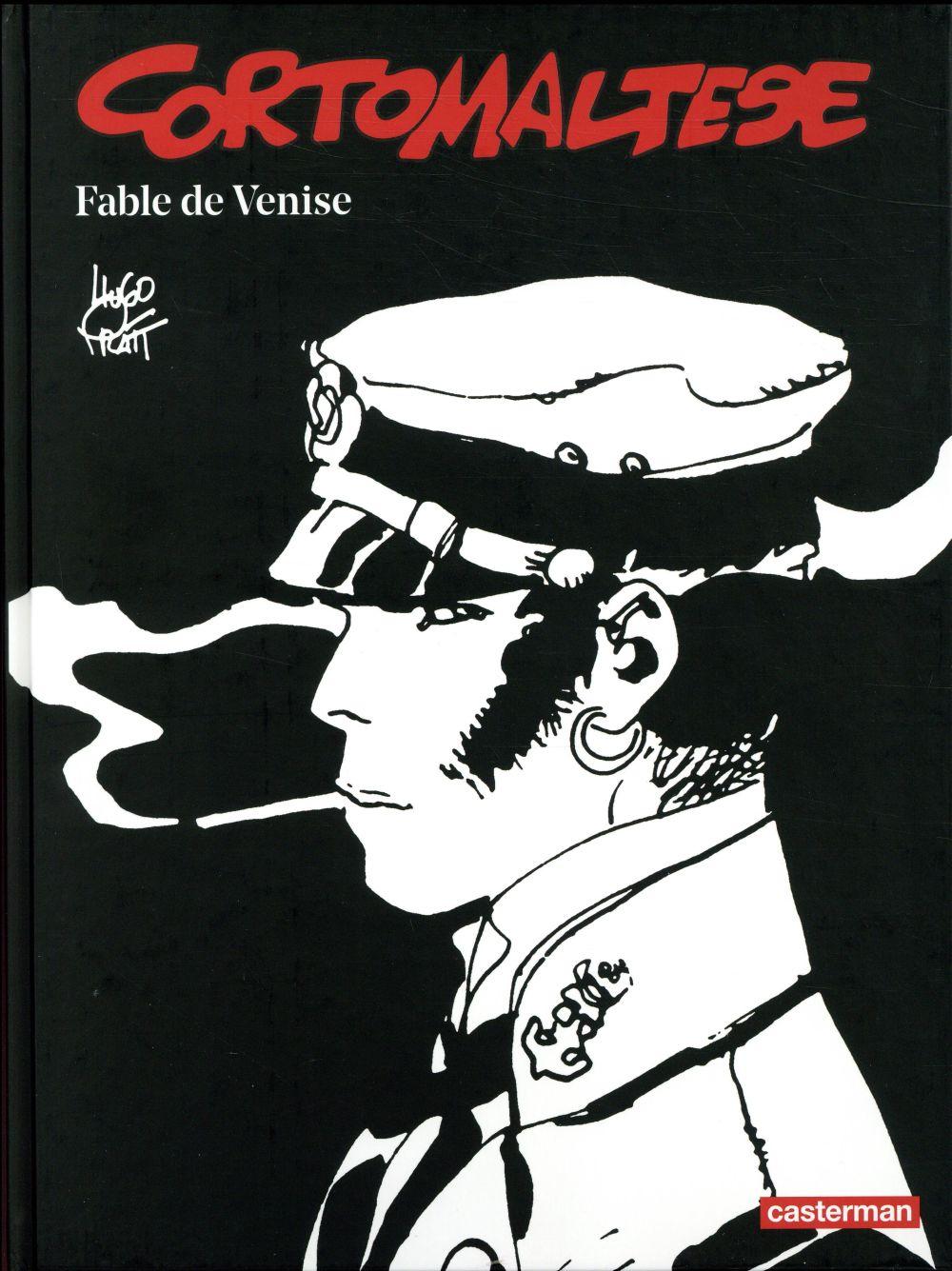 Corto Maltese T.7 ; fable de Venise
