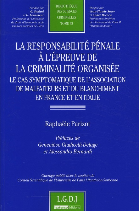 Responsabilite Penale