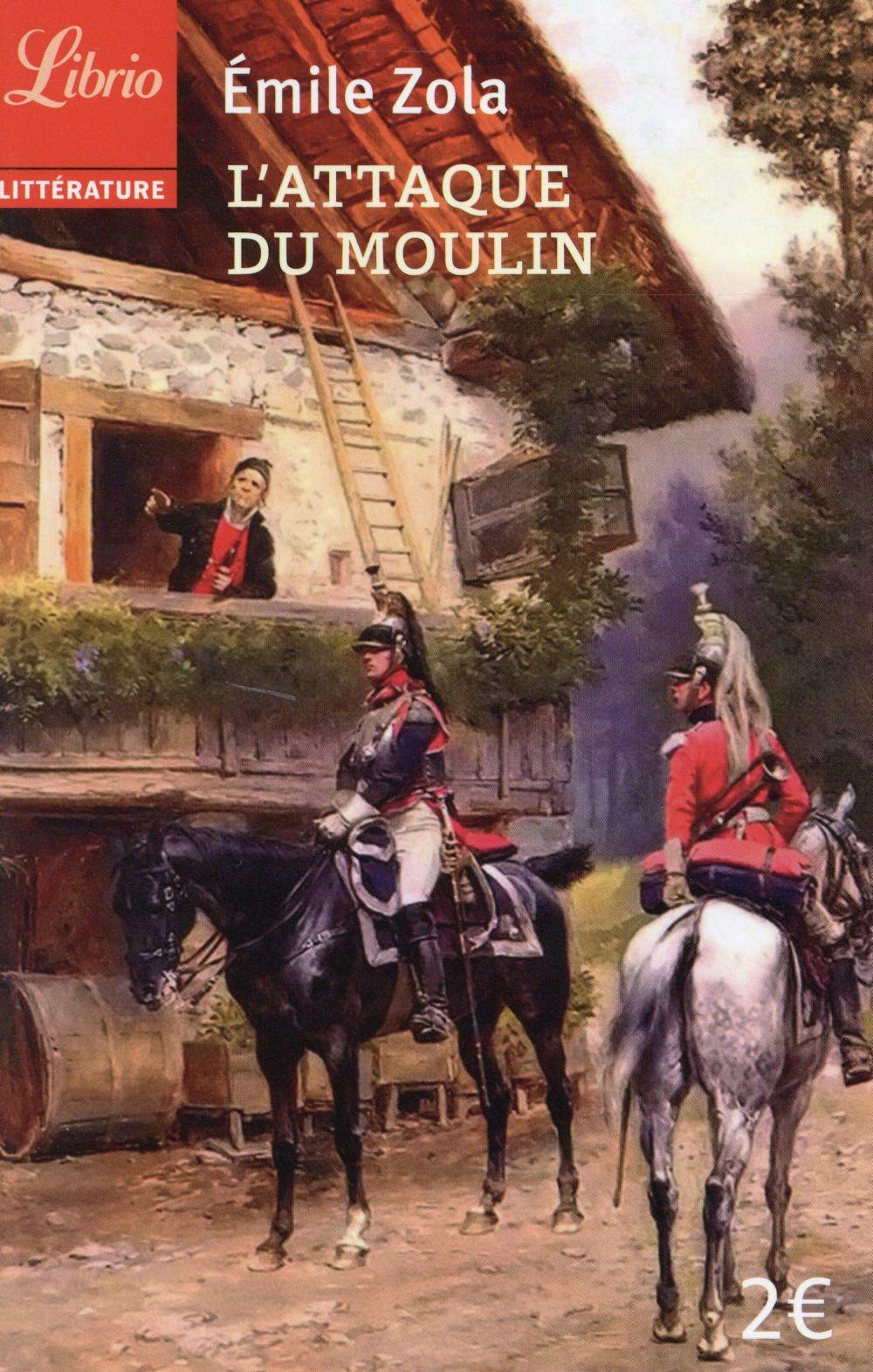 L-ATTAQUE DU MOULIN (NE)