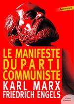 Vente Livre Numérique : Le Manifeste du Parti Communiste  - Karl MARX - Friedrich Engels