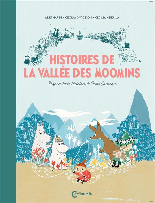 Les Moomins ; histoires de la vallée des Moomins