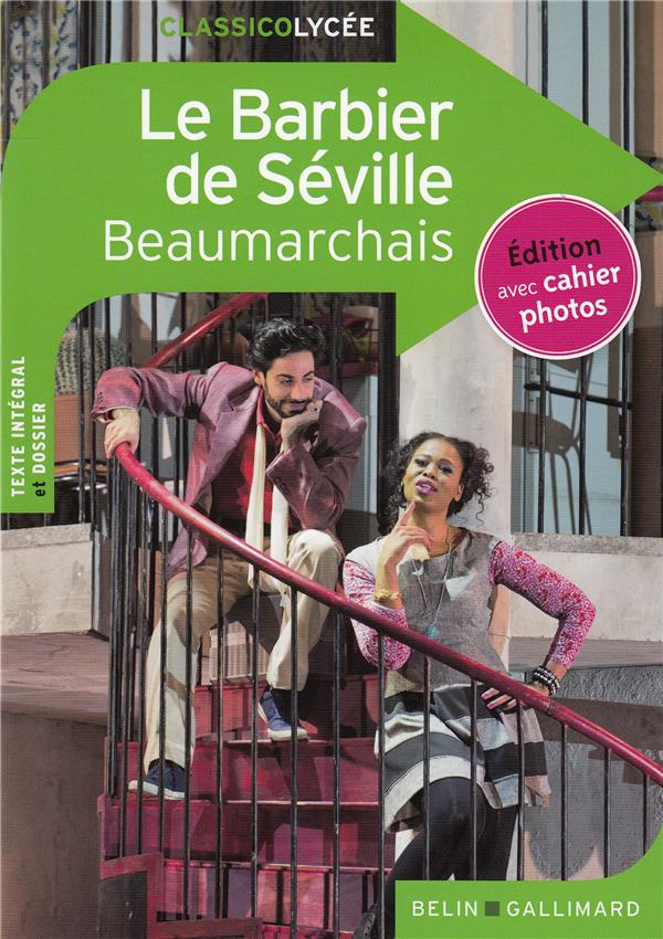 Le barbier de Séville, de Beaumarchais