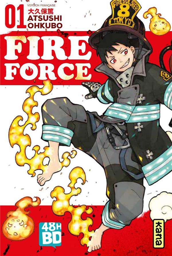 Fire force T.1