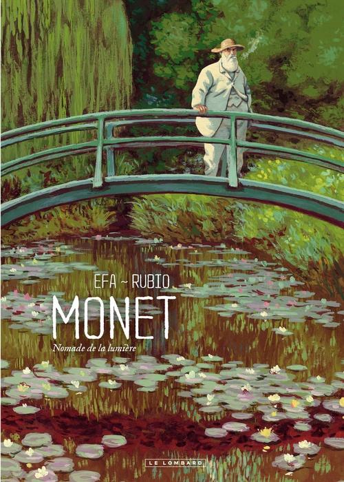 Monet ; nomade de la lumière