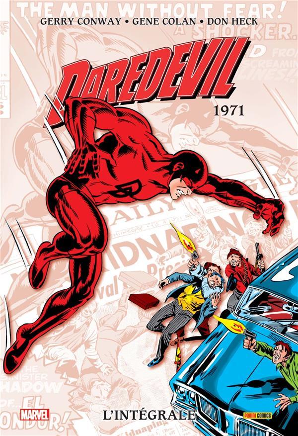 Daredevil ; INTEGRALE VOL.7 ; 1971