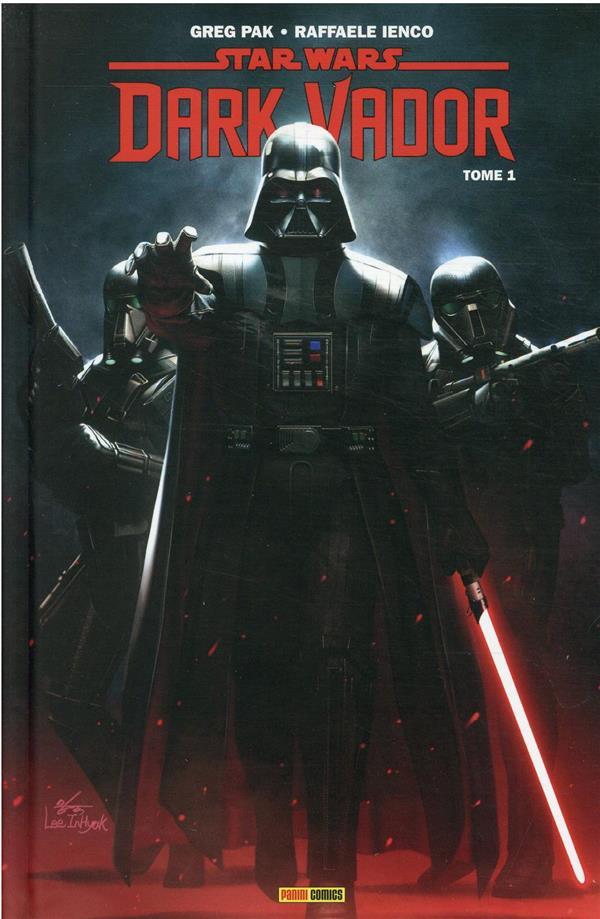 Star Wars - Dark Vador t.1