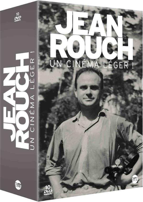 Jean Rouch : Un cinéma léger !