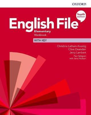 English file:4th edition  elementary. workbook with key