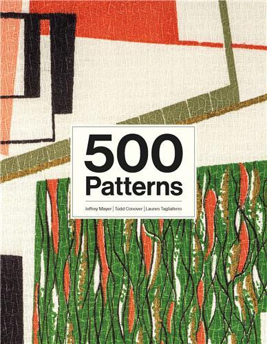 500 patterns /anglais
