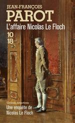 Couverture de Les enquêtes de nicolas le floch t.4 ; l'affaire nicolas le floch