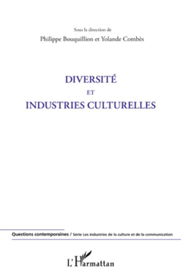 Diversite Et Industries Culturelles
