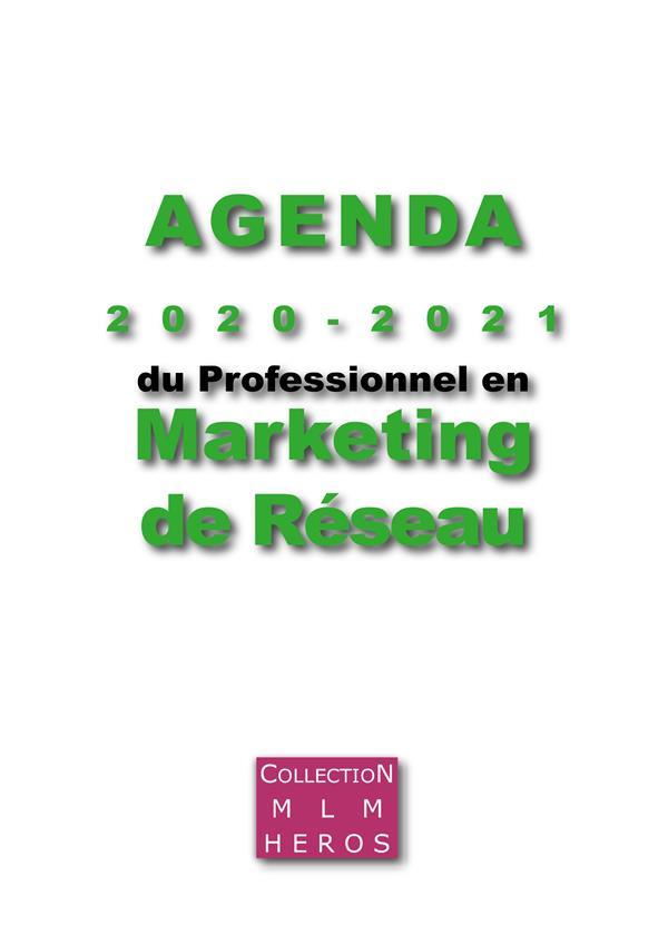 Agenda 2020 - 2021 Du Professionnel En Marketing De Reseau - Outil Destine Aux Vendeurs Directs Inde