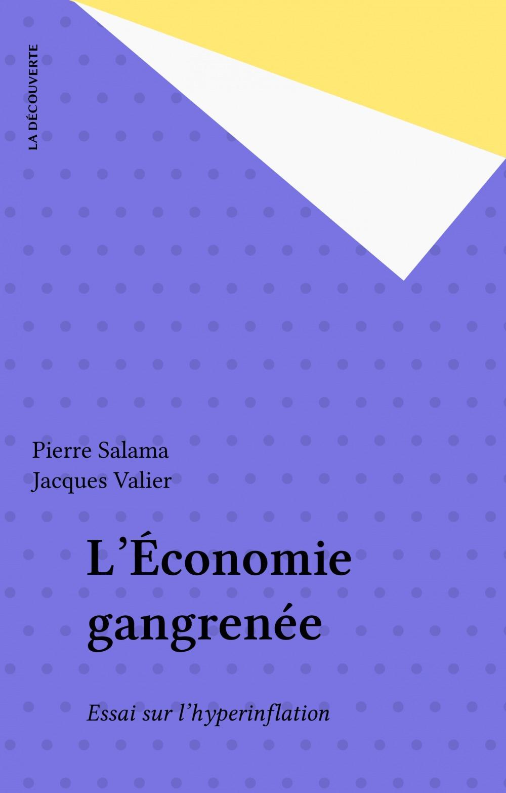 Economie gangrenee