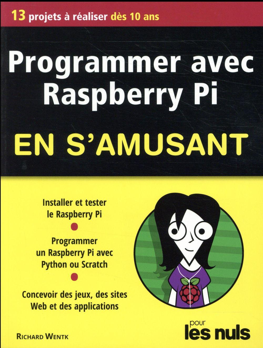 programmer en s'amusant avec Raspberry Pi