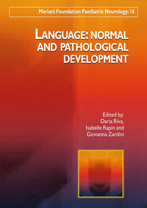 Language : normal and panthological development