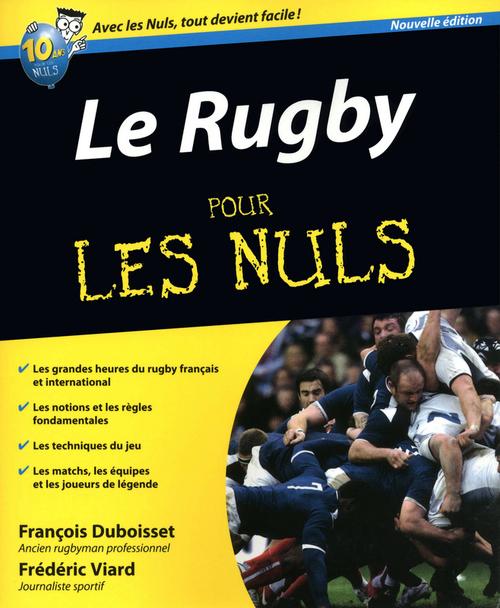 Le rugby pour les nuls (3e édition)