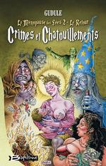 Vente Livre Numérique : Crimes et Chatouillements (La Ménopause des fées 2, le retour)  - Gudule