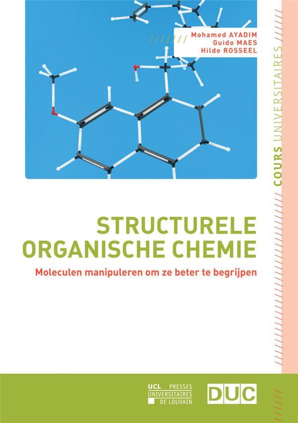 Structurele organische chemie