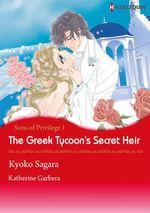 Vente EBooks : Harlequin Comics: The Greek Tycoon's Secret Heir  - Katherine Garbera - Kyoko Sagara