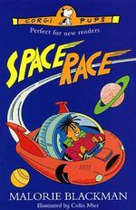 Vente EBooks : Space Race  - Malorie Blackman