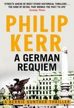 Vente Livre Numérique : German Requiem  - Philip Kerr