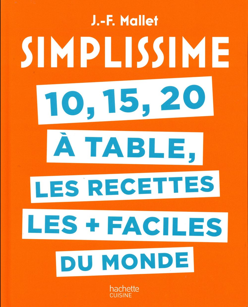 Simplissime ; 10, 15, 20 à table