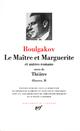 OEUVRES - II - LE MAITRE ET MARGUERITETHEATRE