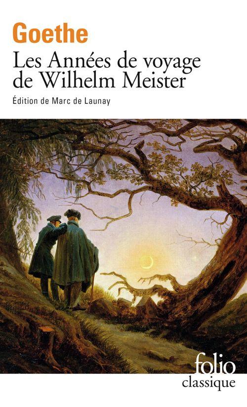 Les années de voyage de Wilhelm Mmeister