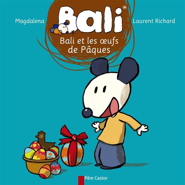 Bali et les oeufs de pâques