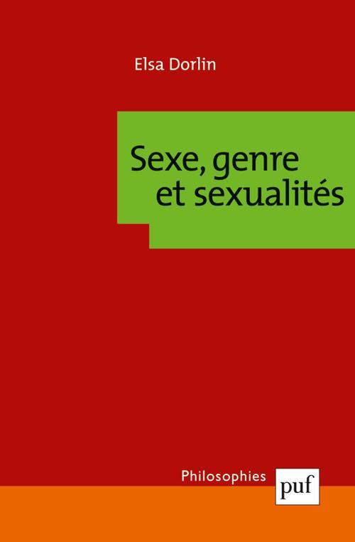 Sexe et genre ; une philosophie à soi