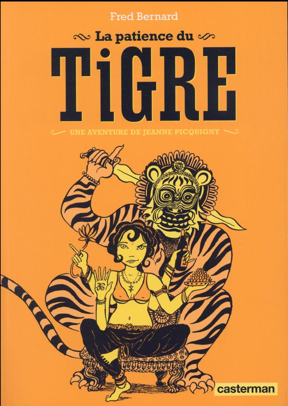 La patience du tigre (édition 2016)