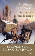 Vente EBooks : Sur tes cils fond la neige  - Vladimir Fédorovski