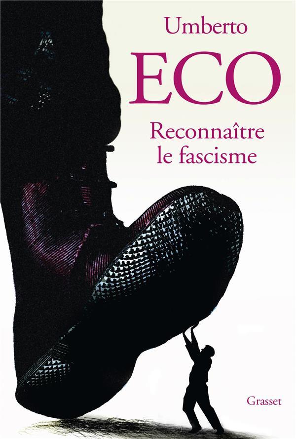 reconnaître le fascisme