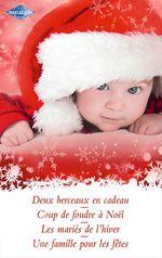Vente Livre Numérique : Le bébé de Noël (Harlequin)  - Kim Lawrence - Helen Brooks - Josie Metcalfe - Janet Tronstad