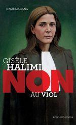 "Vente EBooks : Gisèle Halimi : ""non au viol""  - Jessie Magana"