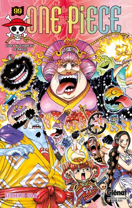 One Piece - édition originale t.99