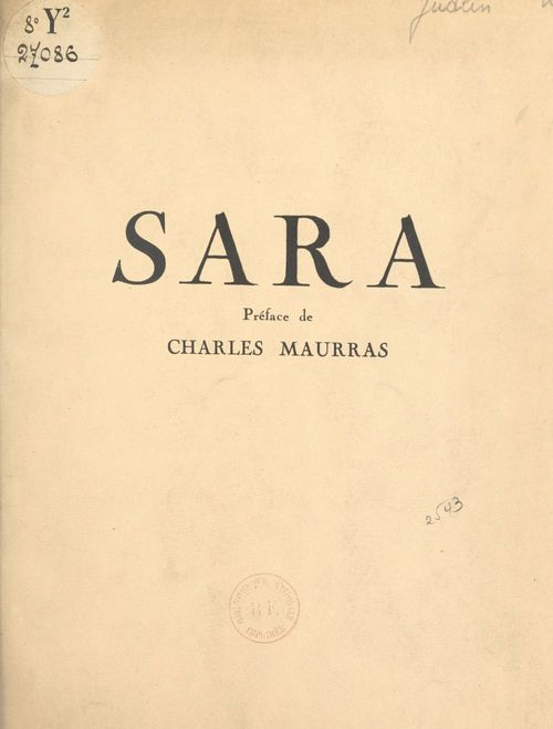 Sainte Sara la brune