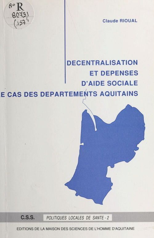 Decentralisation et depenses